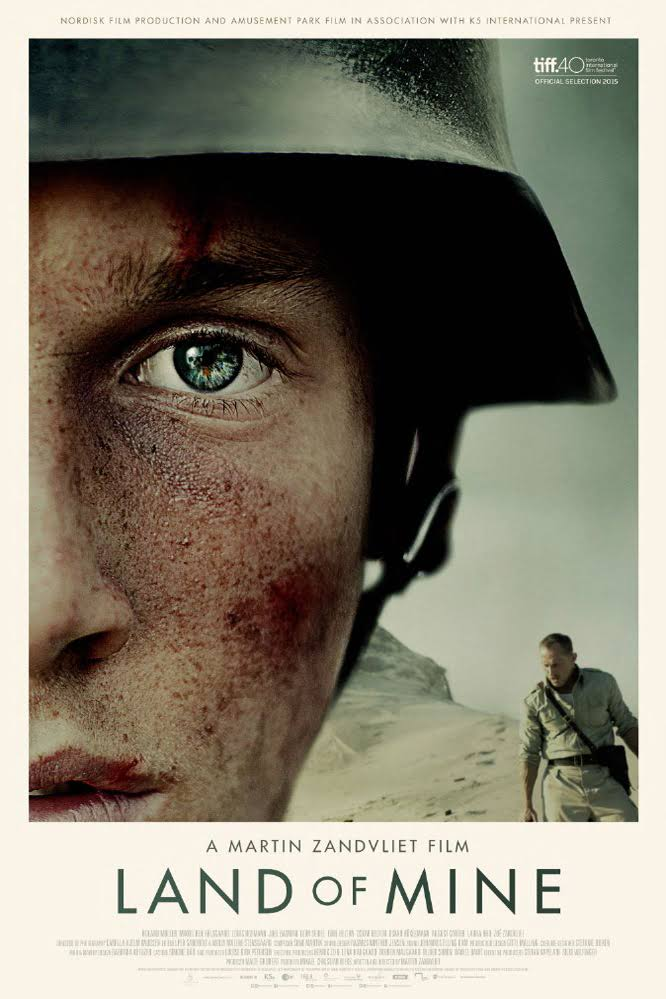 Land of Mine-Under sandet