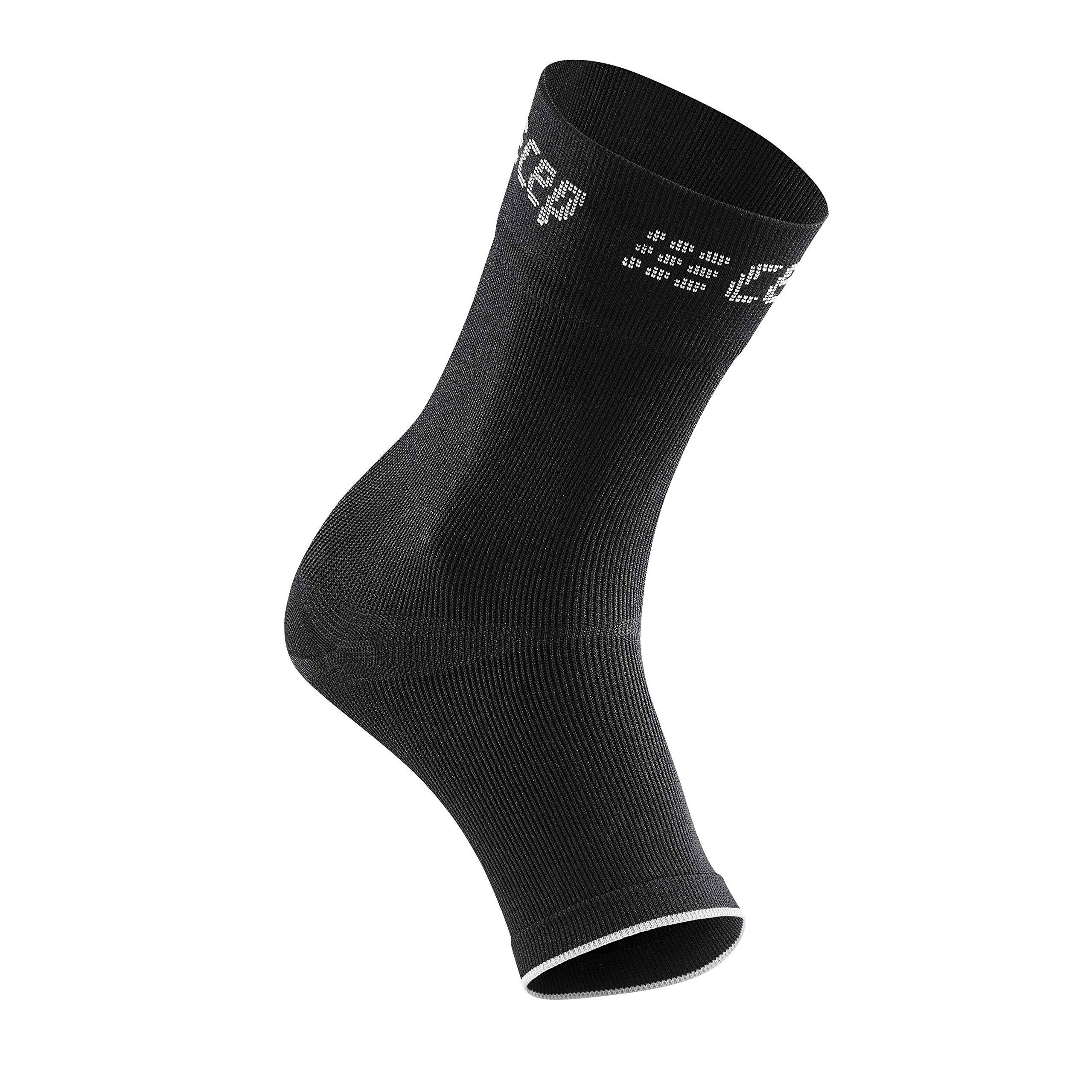 CEP Unisex Compression Ankle Sleeve Black
