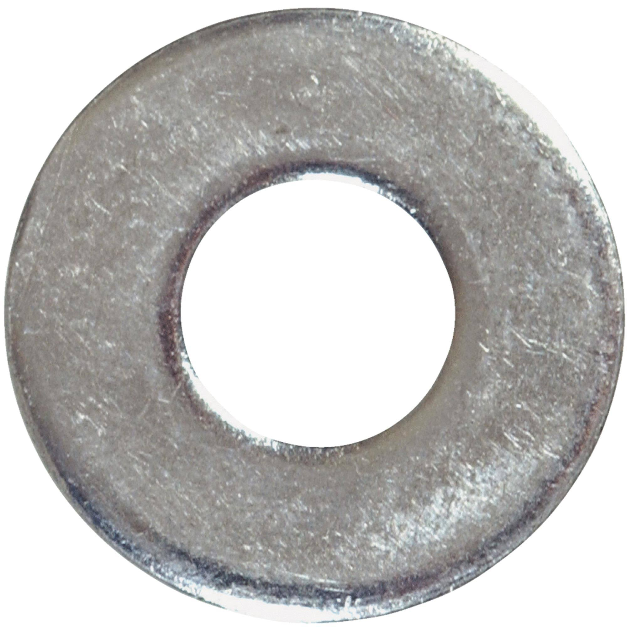 The Hillman Group Flat Washer - 1/4'', 100 Pack