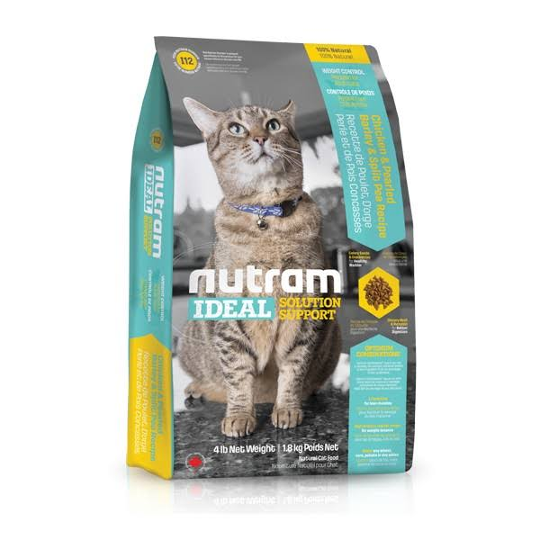 Nutram Ideal Solution Support Weight Control Cats Food - 1.8kg