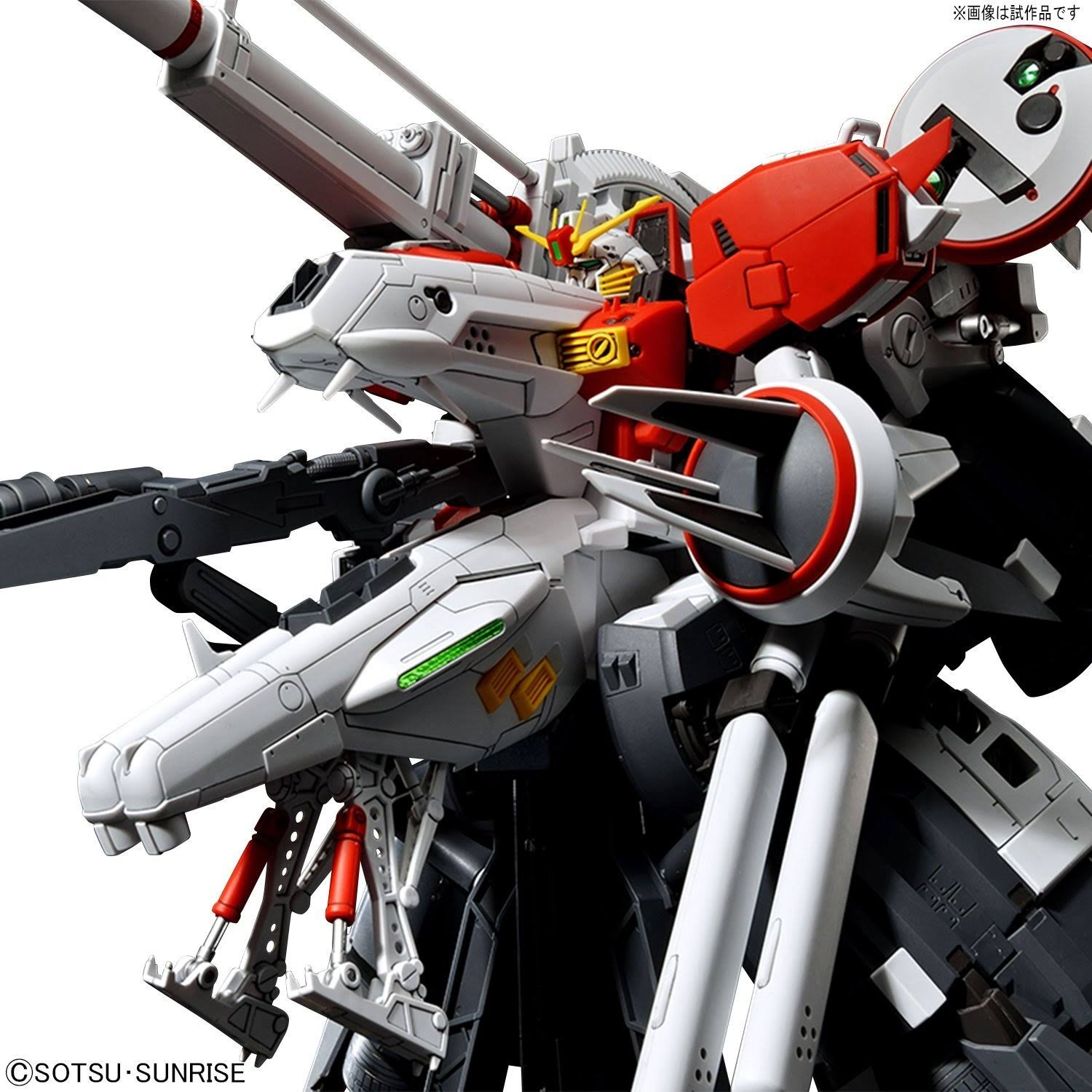Bandai Gundam mg 1/100 Plan303E Deep Striker Model Kit