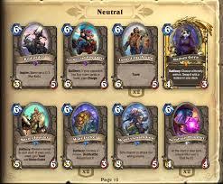 Hearthstone Beginner Decks Mage by Experimental Budget Jade Tempo Rogue Constructed Icy Veins Forums