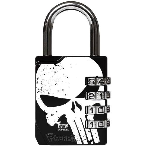 PerfectShaker Combination Lock, Punisher , 1 Lock