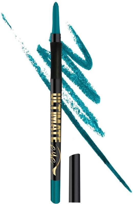 L.A. Girl Ultimate Intense Stay Auto Eyeliner, Totally Teal