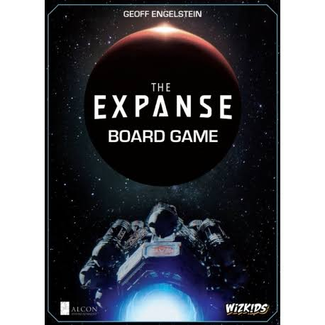 WizKids Games The Expanse Board Game