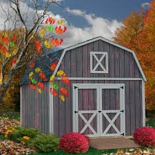 12x20 Storage Shed Kits by Amazon Com Best Barns Denver 12 U0027 X 20 U0027 Wood Shed Kit Patio