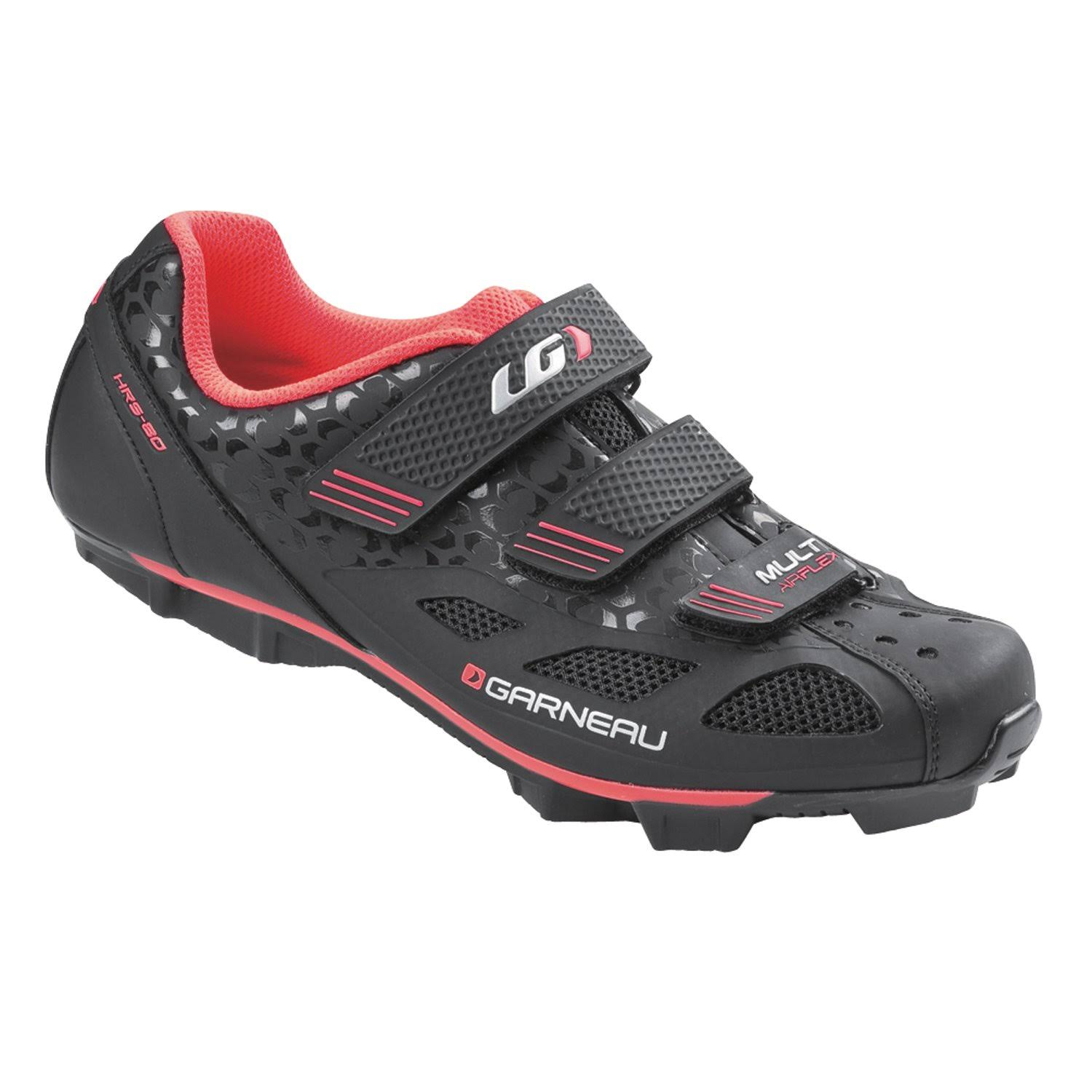 Louis Garneau Women's Multi Air Flex Cycling Shoes - Black, 38 EU