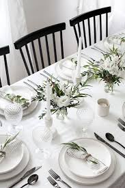 Dining Table Centerpiece Ideas For Everyday by Best 25 Everyday Table Settings Ideas On Pinterest Everyday