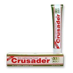 Crusader Skin Lightening Brightening Whitening Cream - 1.76oz