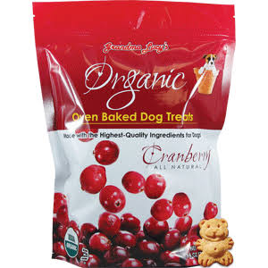 Grandma Lucy;'s Dog Treats - Cranberry, 397g