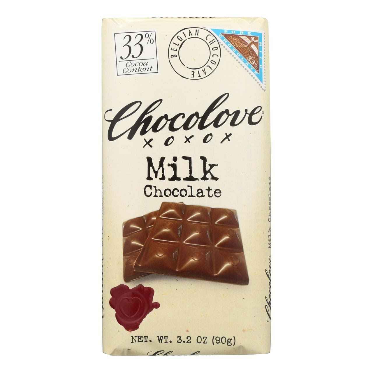 Chocolove Milk Chocolate