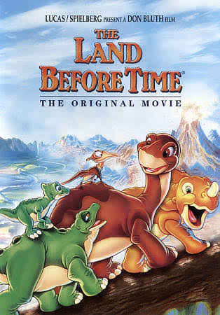 The Land Before Time: The Original Movie - Don Bluth