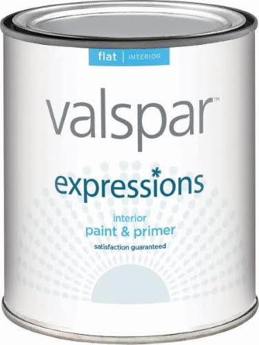 Valspar 17002 Latex Paint 1 qt Pastel Base