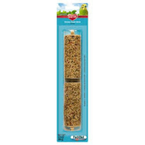 Kaytee Forti Diet Pro Health Honey Treats Stick for Parakeets - 3.5oz