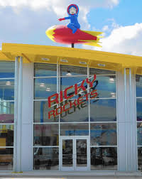 Rickys Halloween Locations by Comings U0026 Goings Rickey Rockets To Open In Midlothian Daily