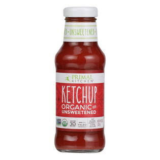Primal Kitchen Ketchup, Organic and Unsweetened - 11.3 oz