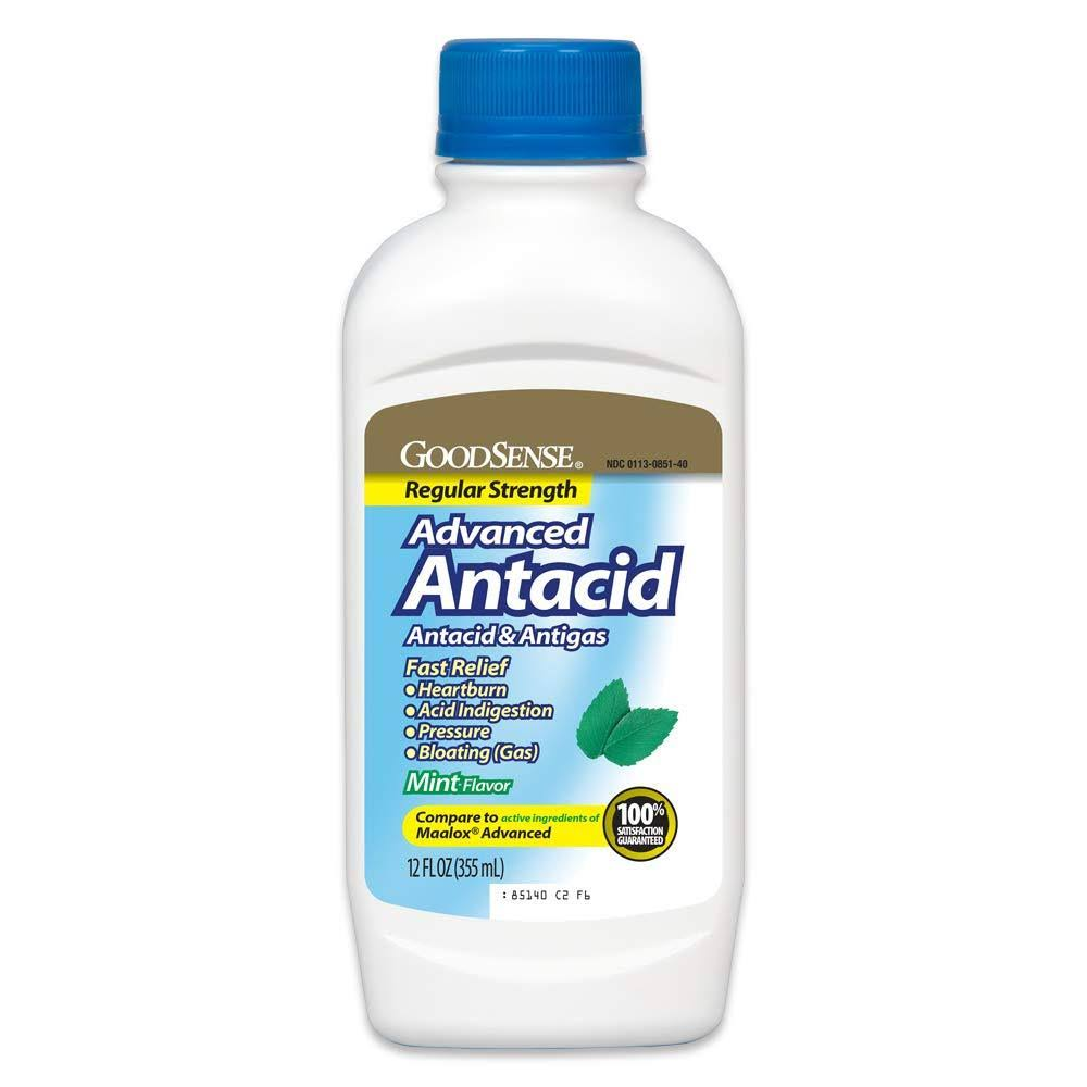 Antacid Regular Strength