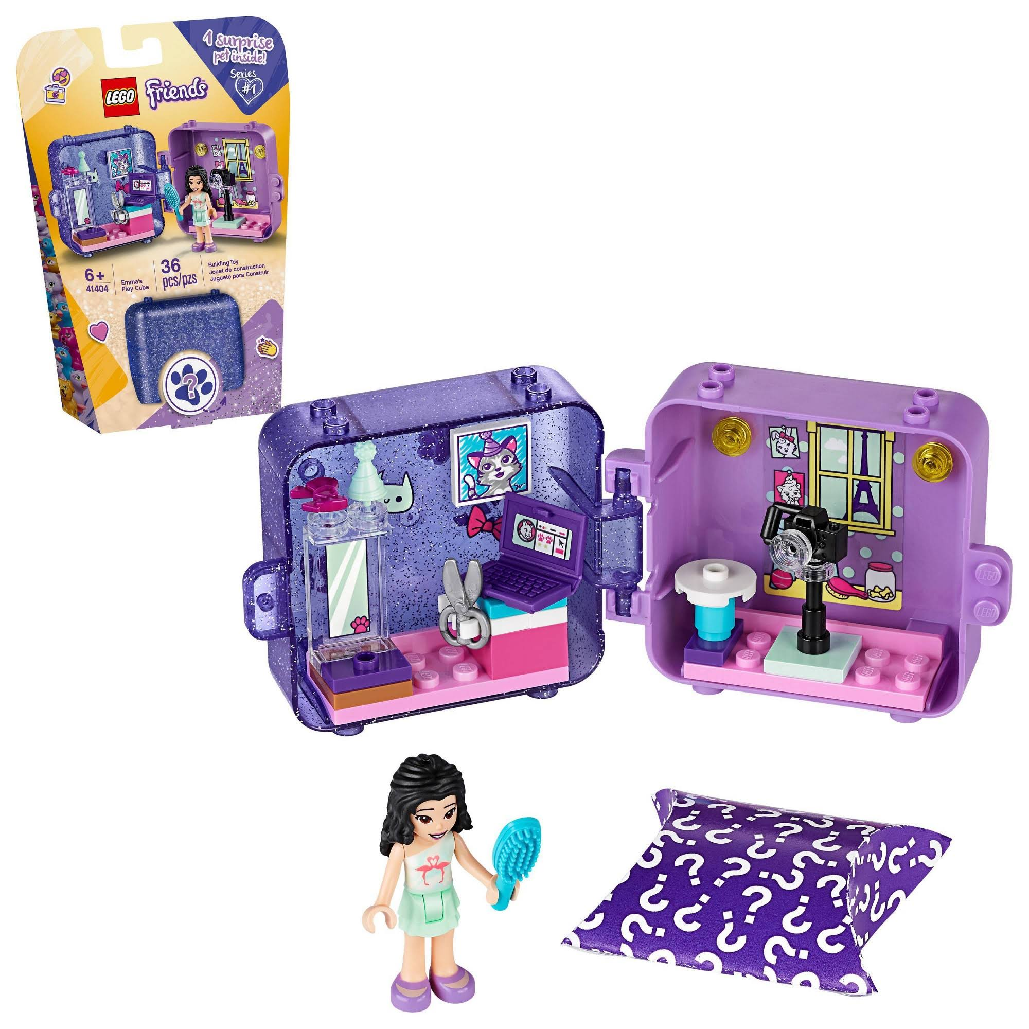 Lego Friends - Emma's Play Cube 41404