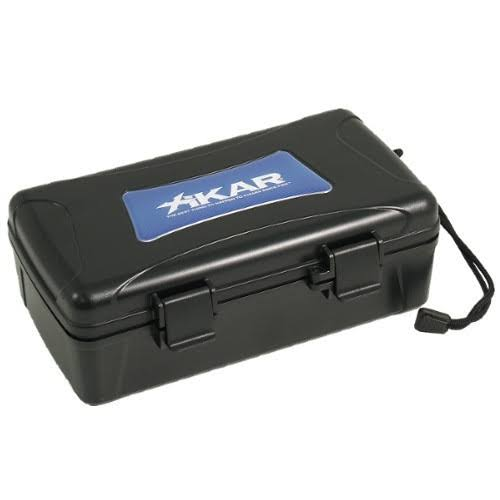 Xikar Cigar Travel Carrying Case - Black