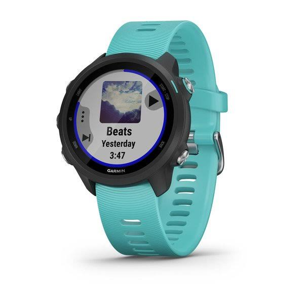 Garmin Forerunner 245 - Smart Watch - Aqua