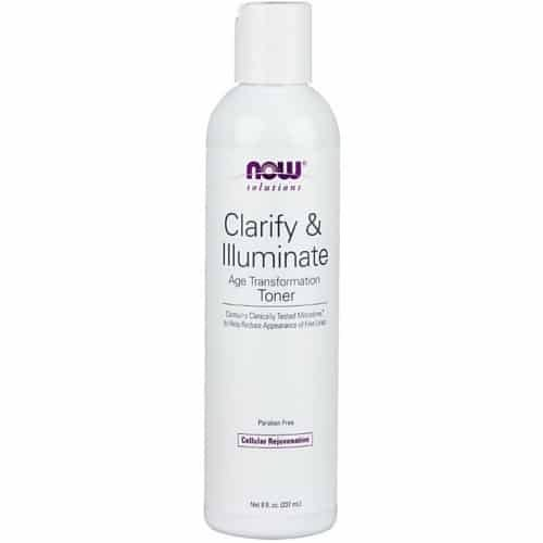 Now Foods Clarify And Illuminate Purifying Toner