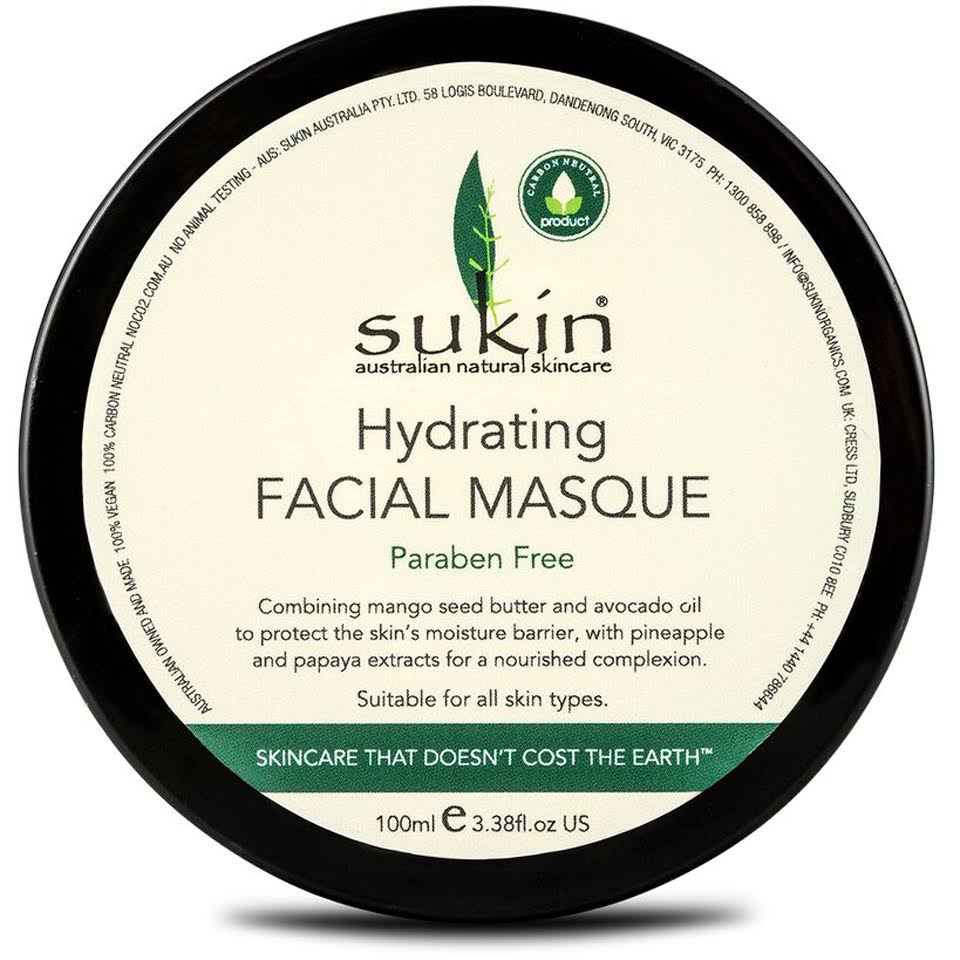 Sukin Skincare Hydrating Facial Masque