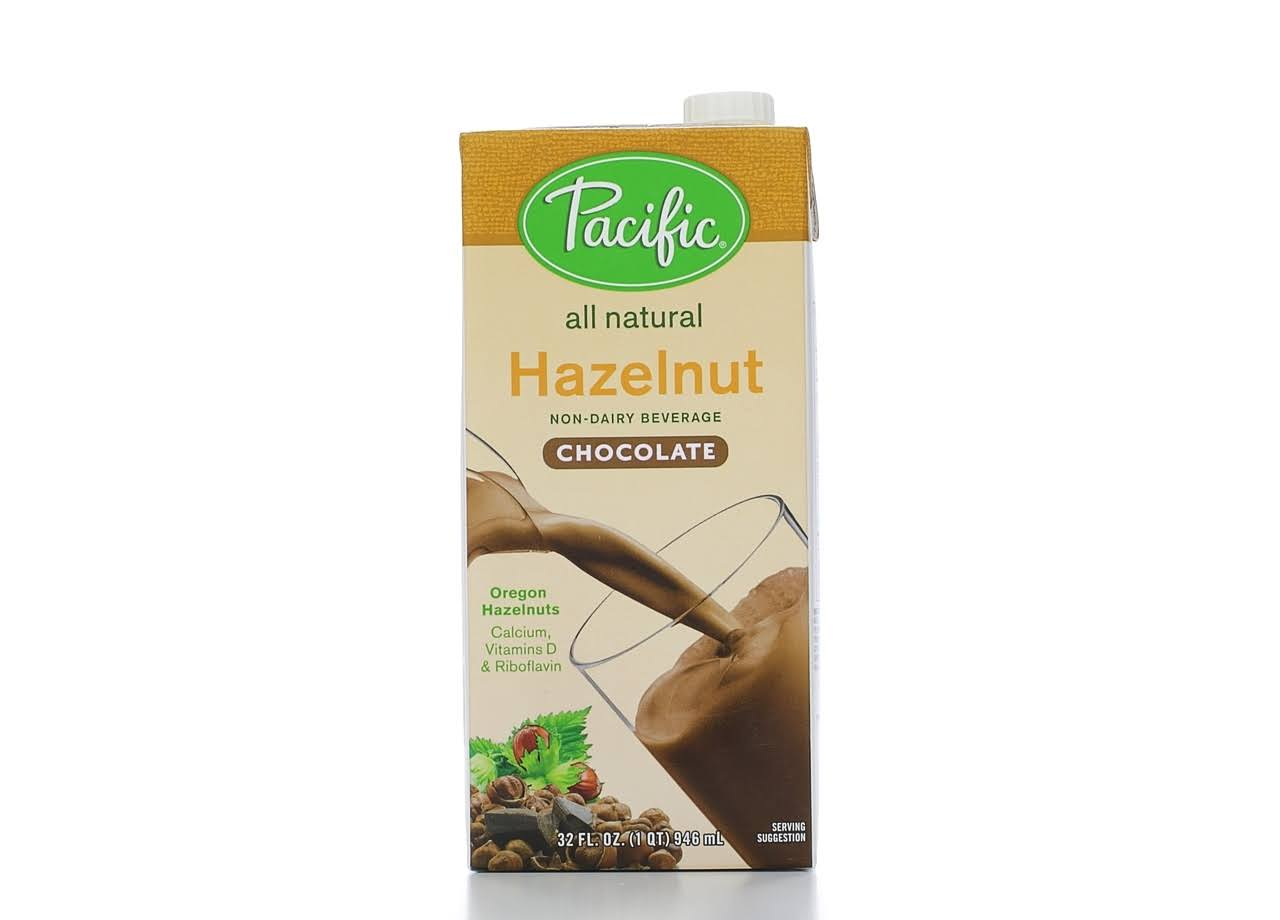 Pacific Natural Foods Hazelnut Beverage - Chocolate