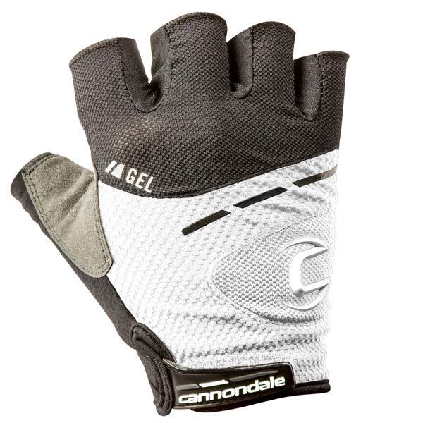 Cannondale Endurance Race Gel Gloves White M