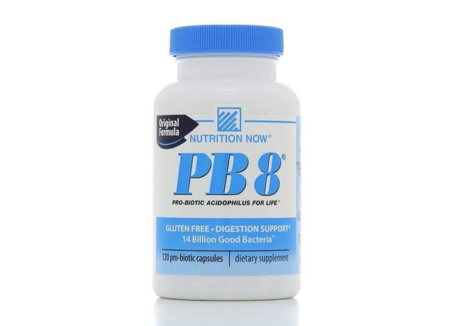 Nutrition Now PB8 Original Formula Pro-Biotic Capsules