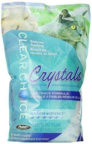 Clear Choice Silica Crystals Cat Litter Bag