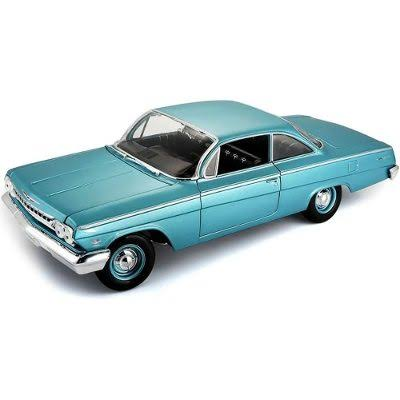 Chevrolet Bel Air 1962 ~ Blue | 1:18 Diecast Model Car