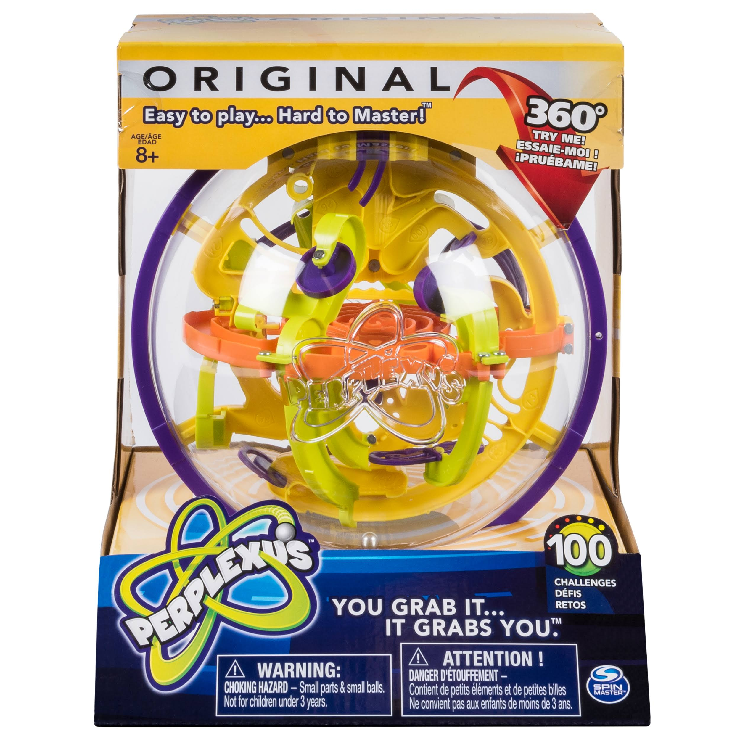 Perplexus Original Fun Interactive Maze Game