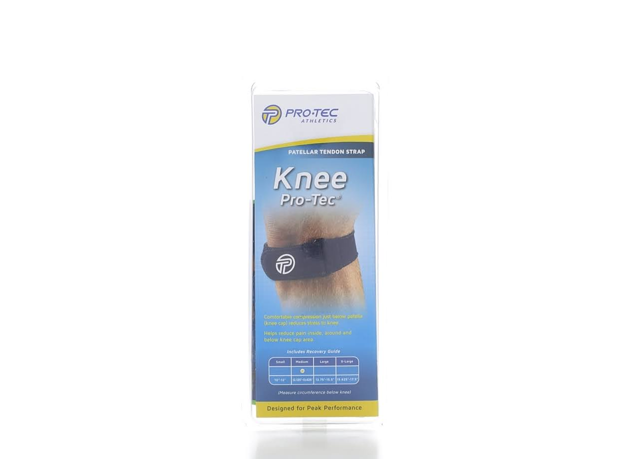 Pro-tec Athletics Knee Patellar Tendon Strap - Medium