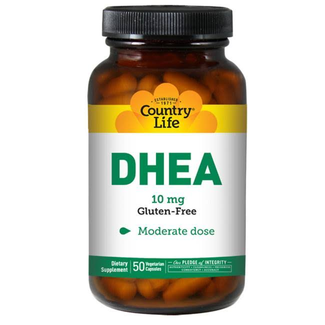 Country Life DHEA 10 mg 50