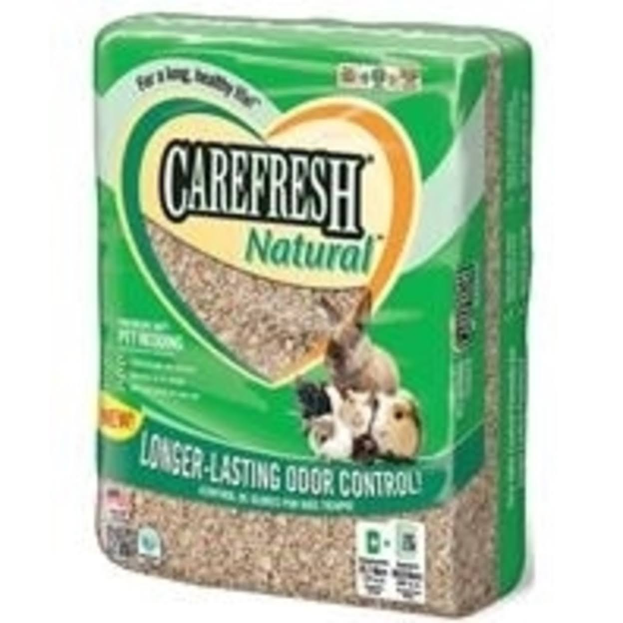 Carefresh Complete Pet Bedding - Natural, 60l