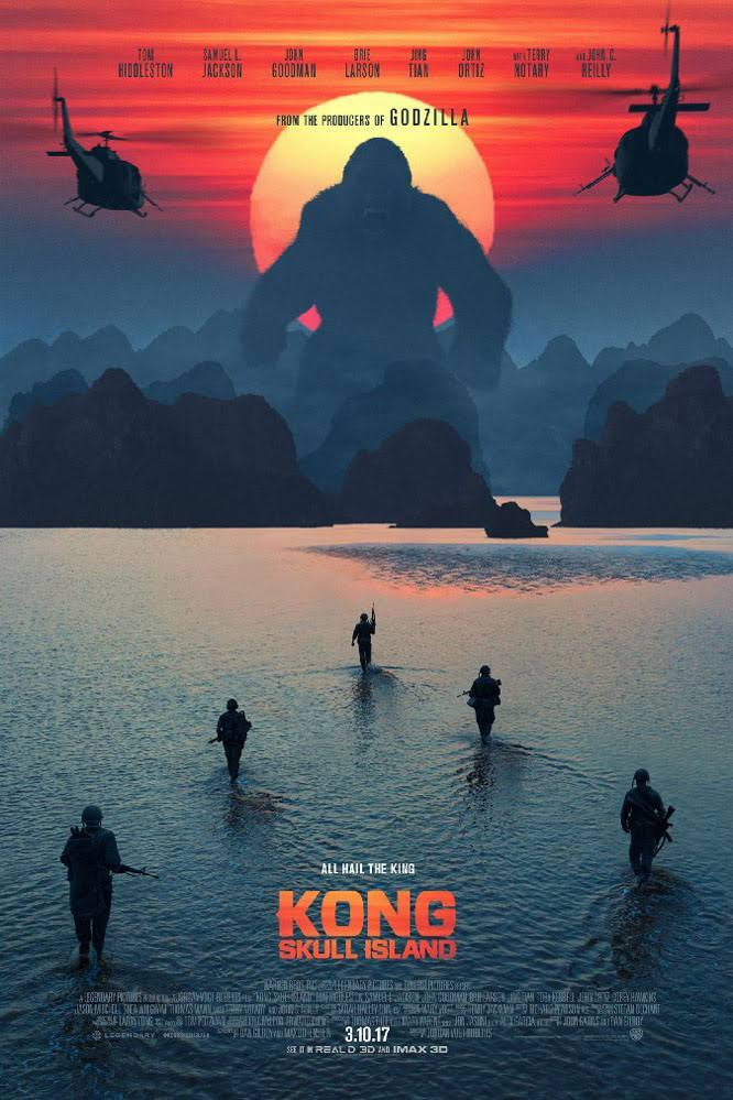 Kong Skull Island Full Movie Download HD Hindi Dual Audio 720p 600mb HEVC