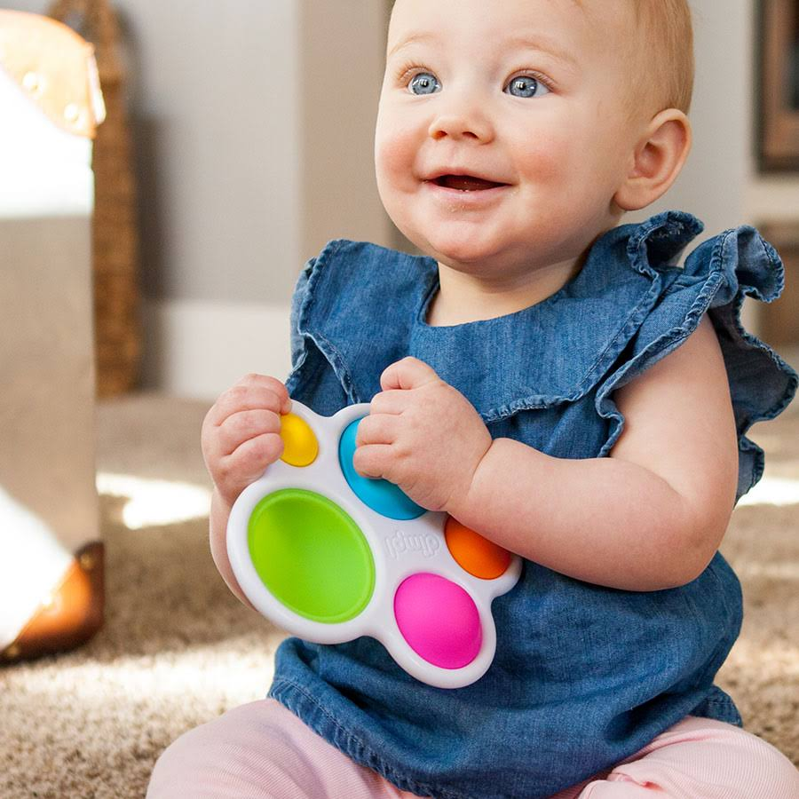 Dimpl Babies Motor Skill Toy - 6 months