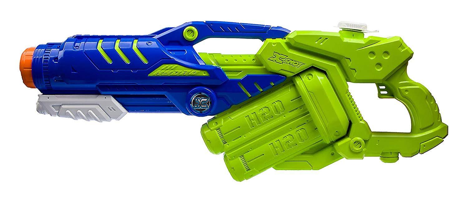 X Shot Water Warfare Hydro Hurricane 5641 Water Guns Toy