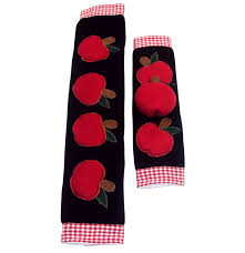Apple Kitchen Decor Sets by Amazon Com Kitchen Appliance Handle Covers With Apple Design