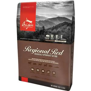 Orijen Regional Red Cat Food - 12 oz bag