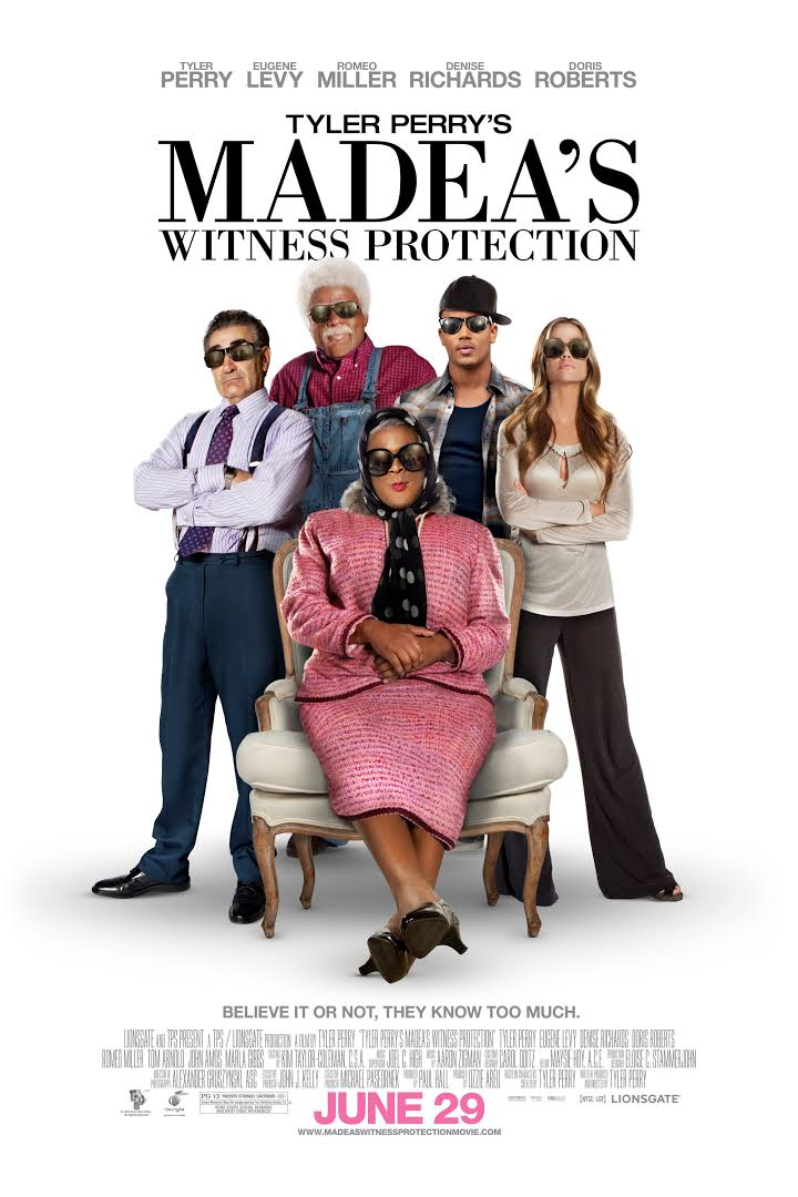 Madea's Witness Protection-Madea's Witness Protection