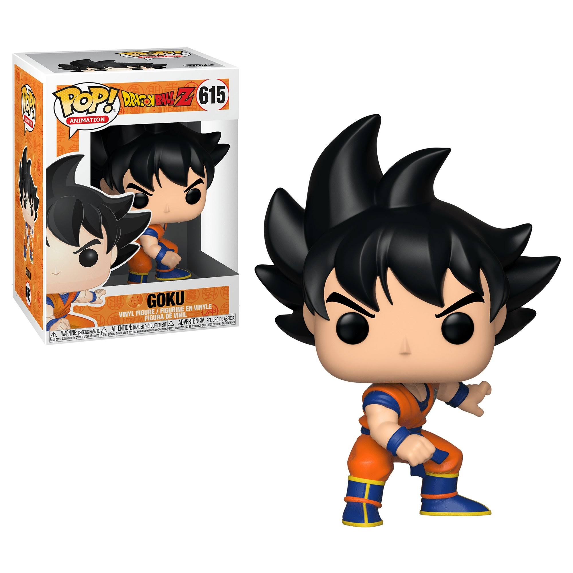 Funko Pop Animation Dragonball Z Vinyl Figure - Goku, 10cm