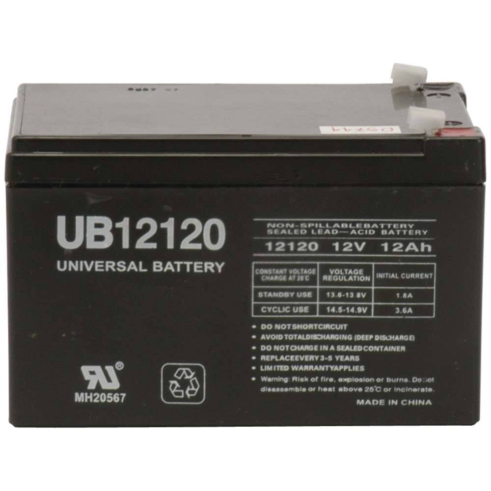 Universal Power Group UB12120 UPS battery - Lead acid 12 Ah