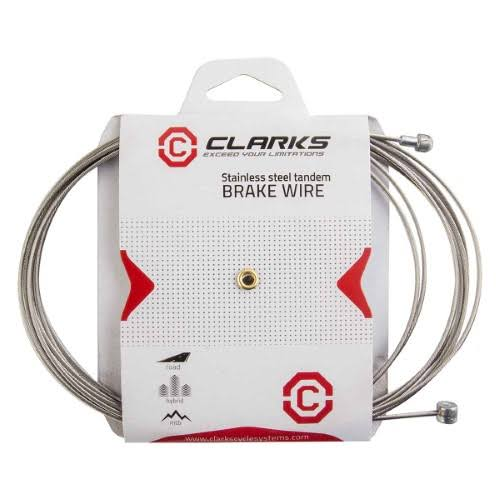 Clarks Stainless Steel Brake Wire Cable Brake Wire