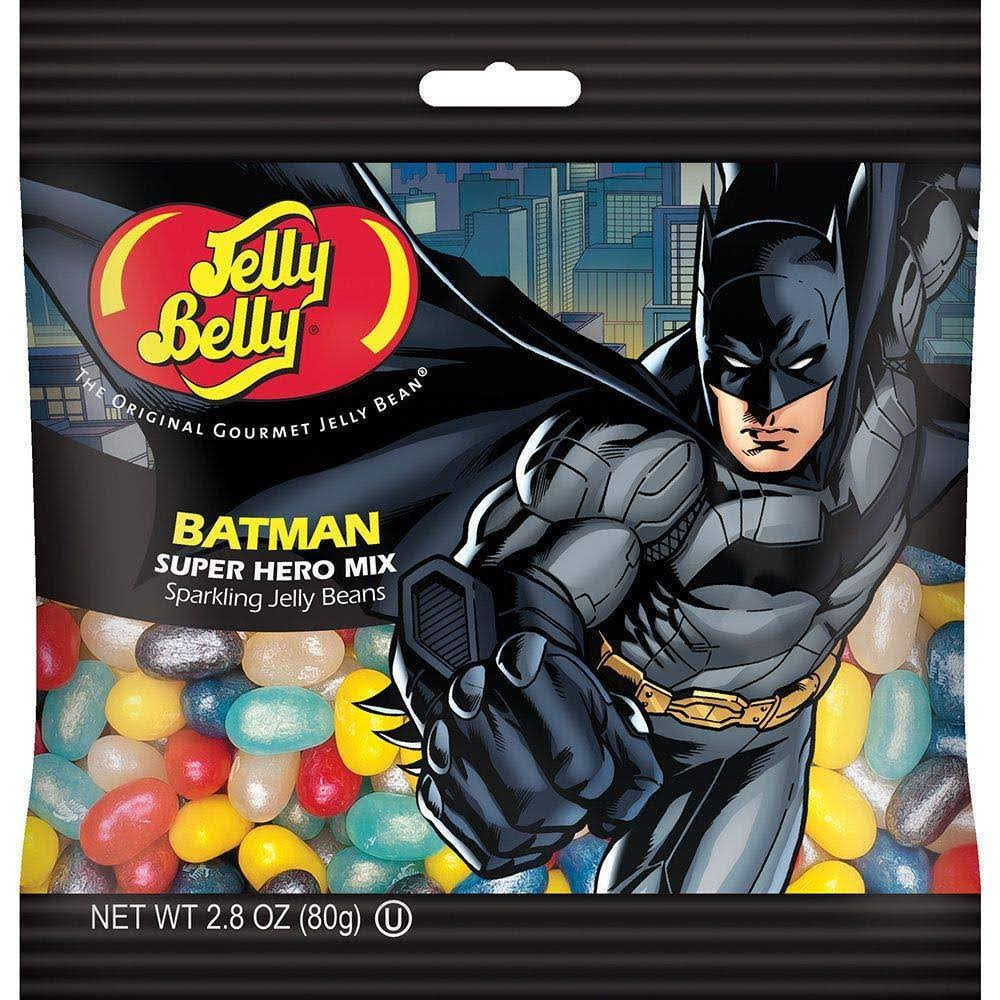 Jelly Belly Batman Super Hero Mix Sparkling Jelly Beans