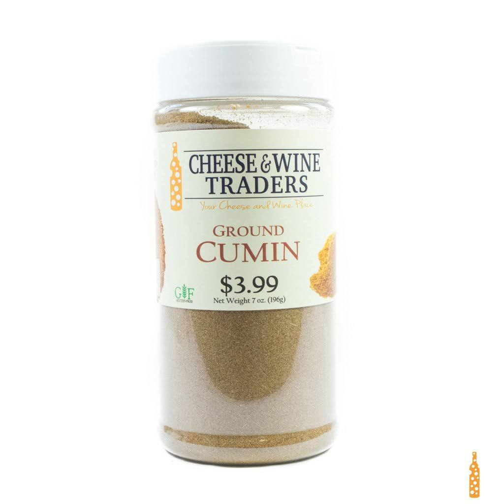 Cheese & Wine Traders Ground Cumin - 7 Ounces - Fligner's Market - Delivered by Mercato
