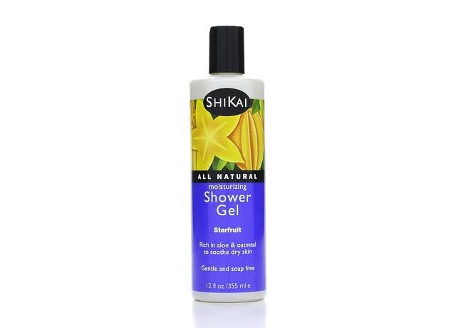 Shikai Moisturizing Starfruit Shower Gel - 12oz