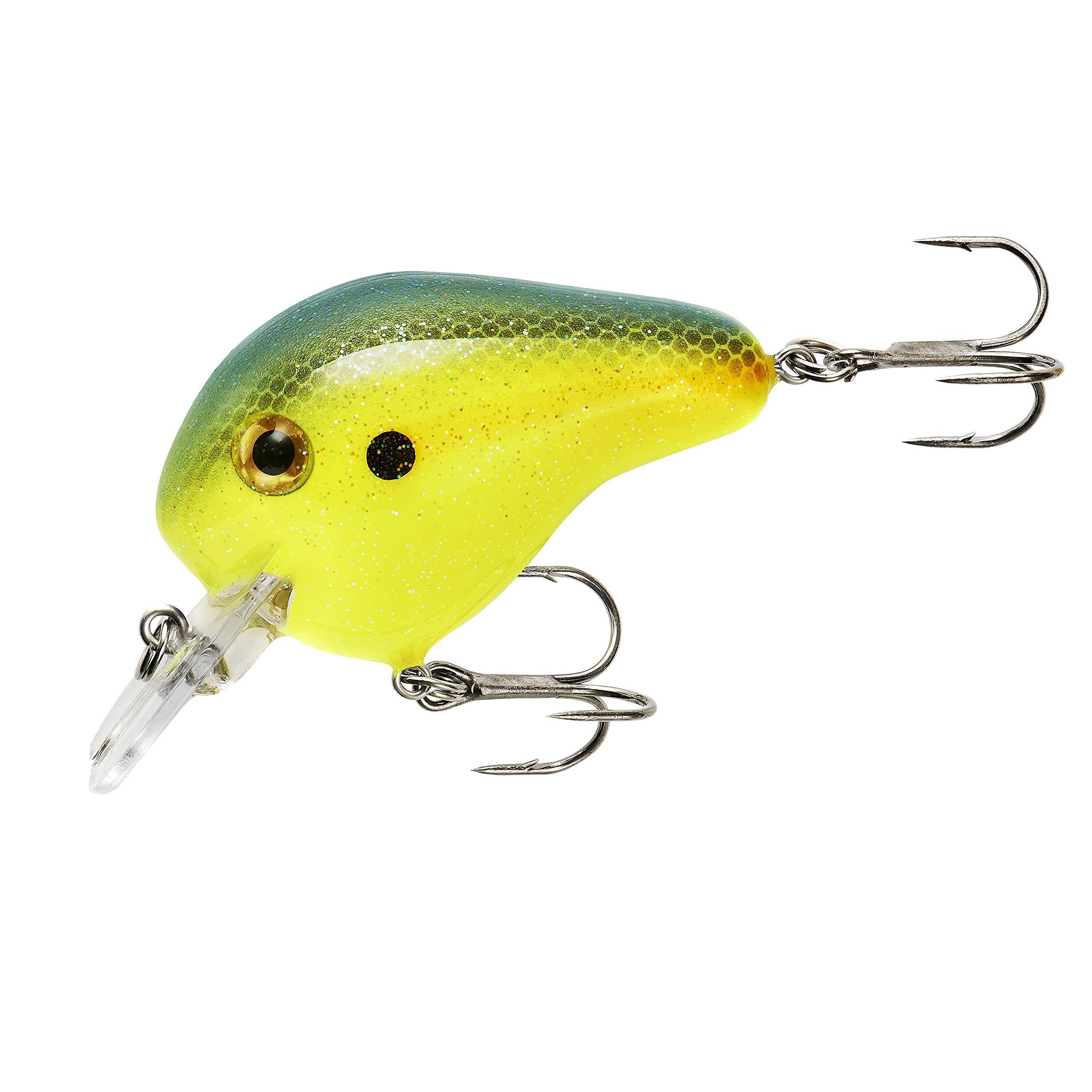 Norman Fat Boy Chartreuse Sexy Shad