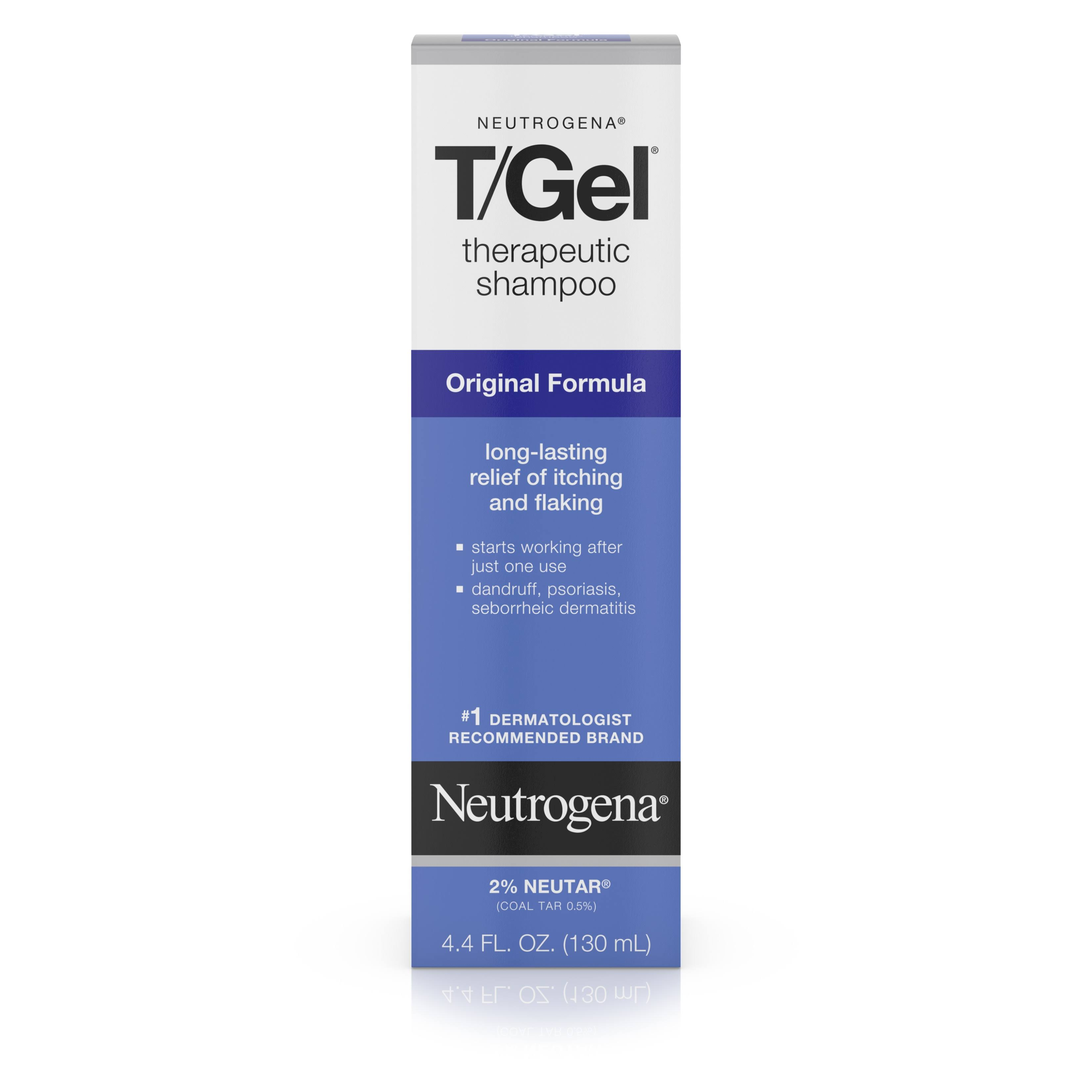 Neutrogena T/Gel Therapeutic Shampoo - Original, 4.4oz