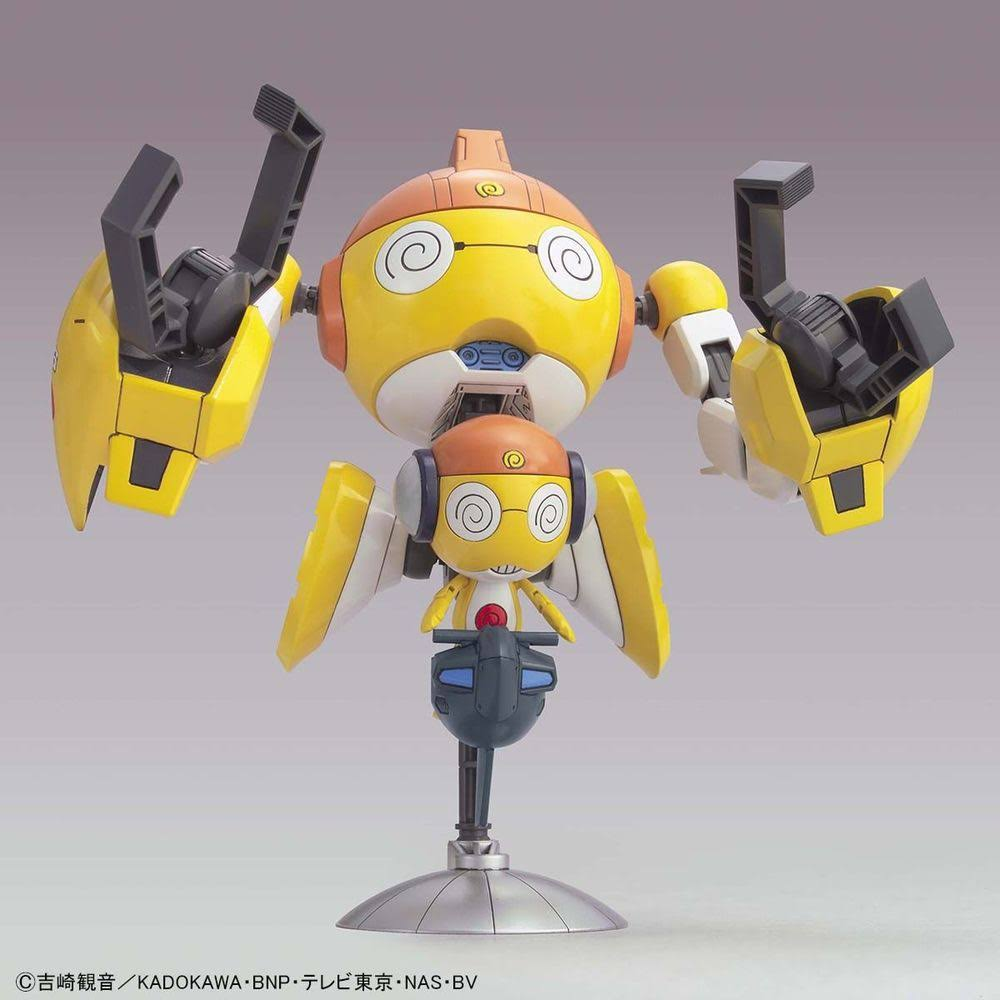 Kululu Robo Keroro, Bandai Keroro Plamo Collection